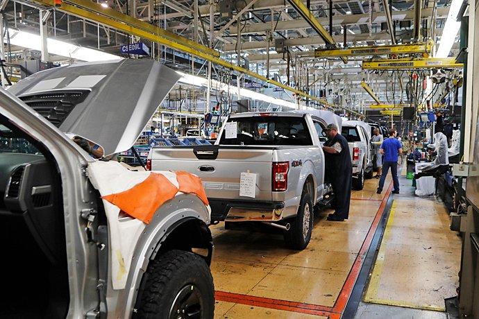 福特宣布因半导体短缺而进一步减产
