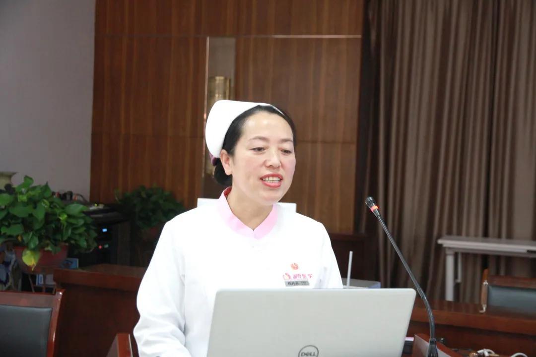 精益化管理!西安高新医院「5+1S」办公培训开讲啦!