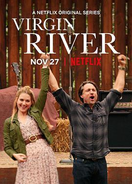 维琴河 第二季海报