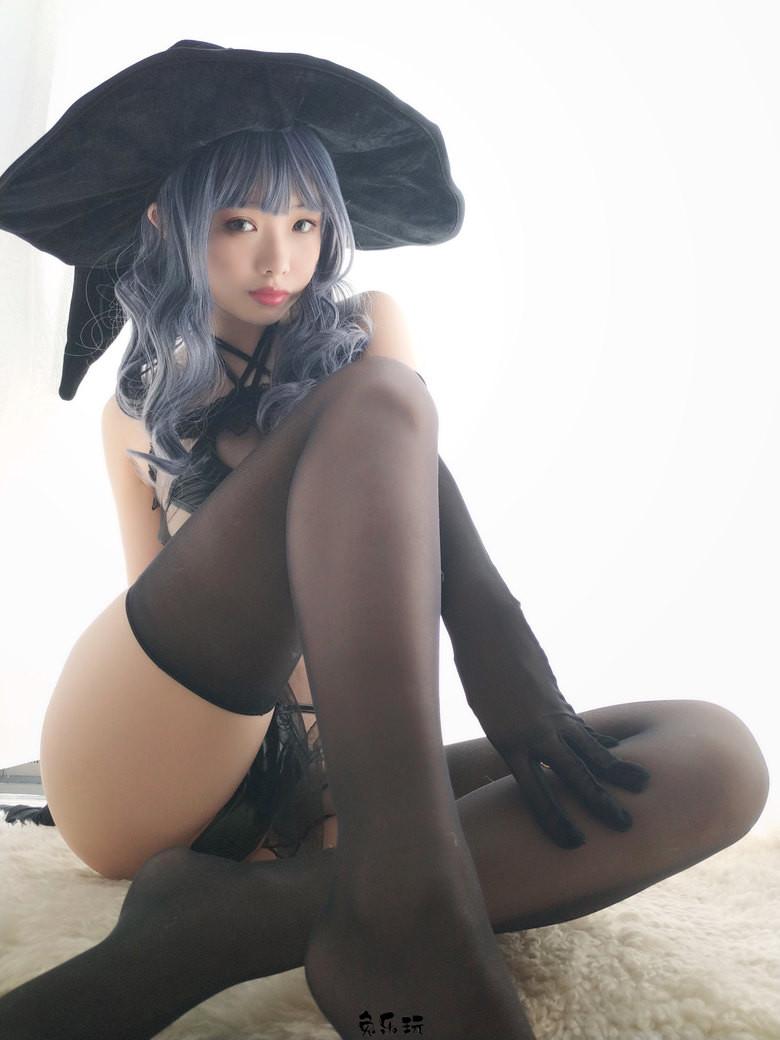 [Cosplay]雯妹不讲道理作品合集之女巫(36P)
