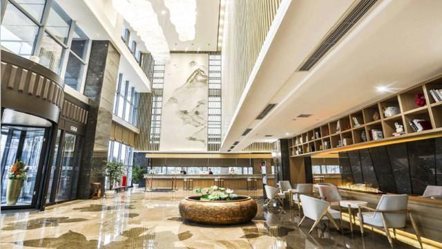 重庆港森国际大酒店-豪华房/行政房/商务房+双早