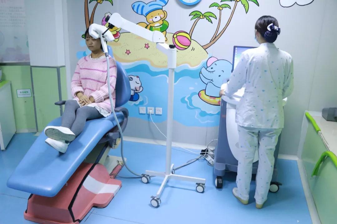经颅磁刺激技术