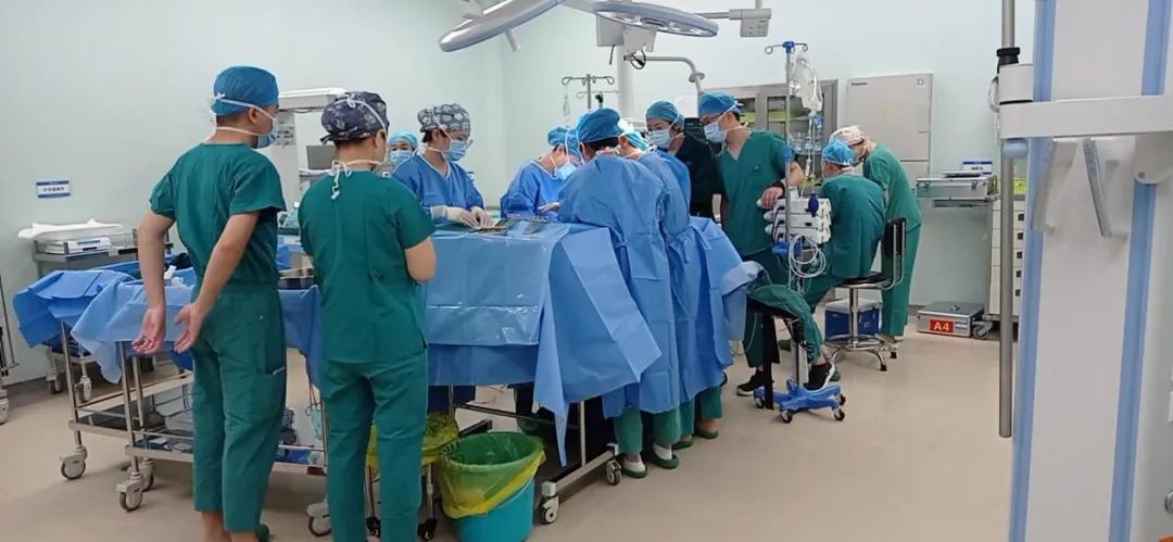 孕妈遭遇中央性胎盘前置 多科协作化险为夷