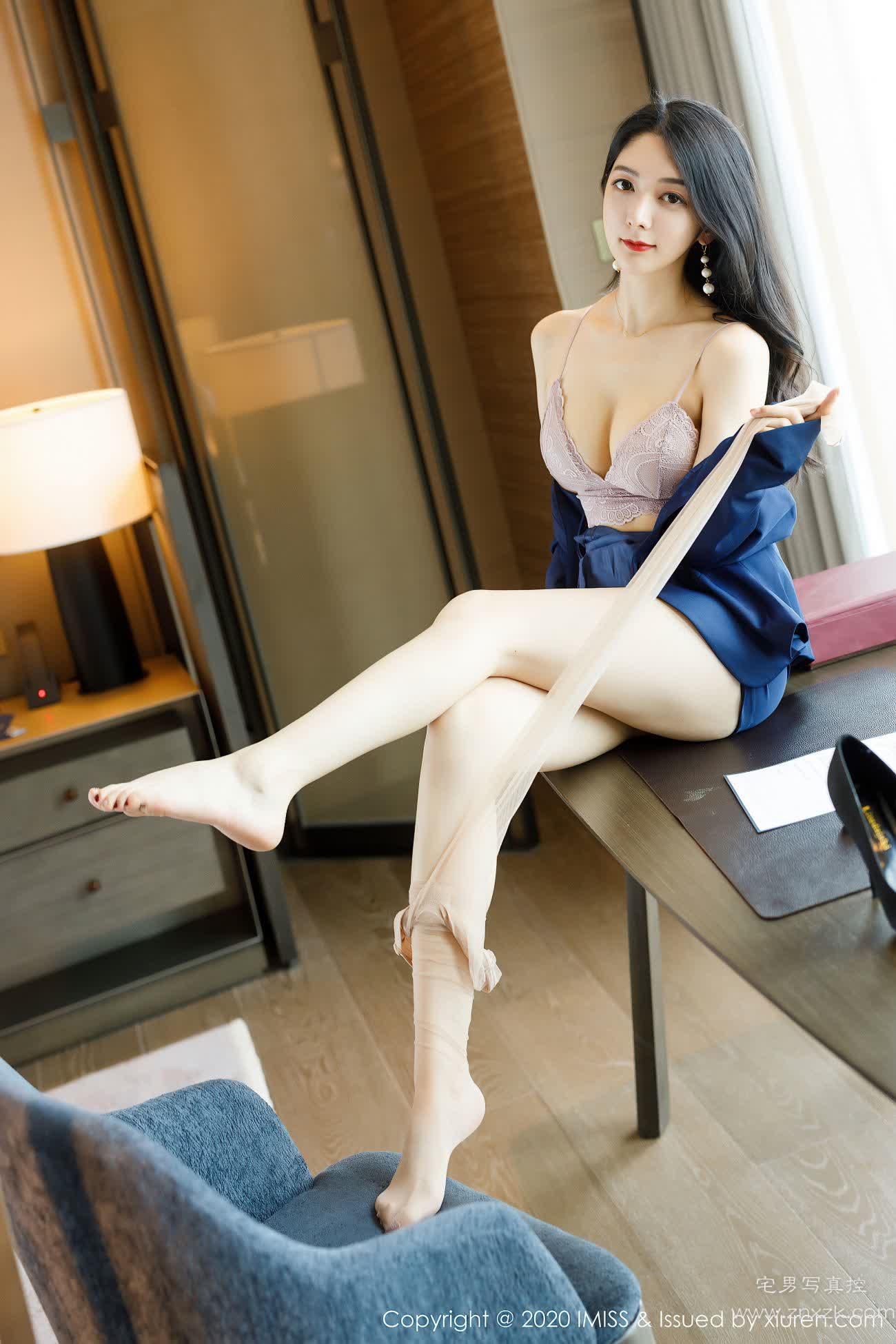 IMiss爱蜜社 Vol.471 Angela小热巴