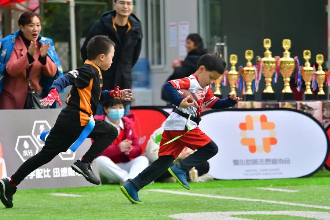 首届「北部宽仁杯」成渝青少年橄榄球赛圆满落幕