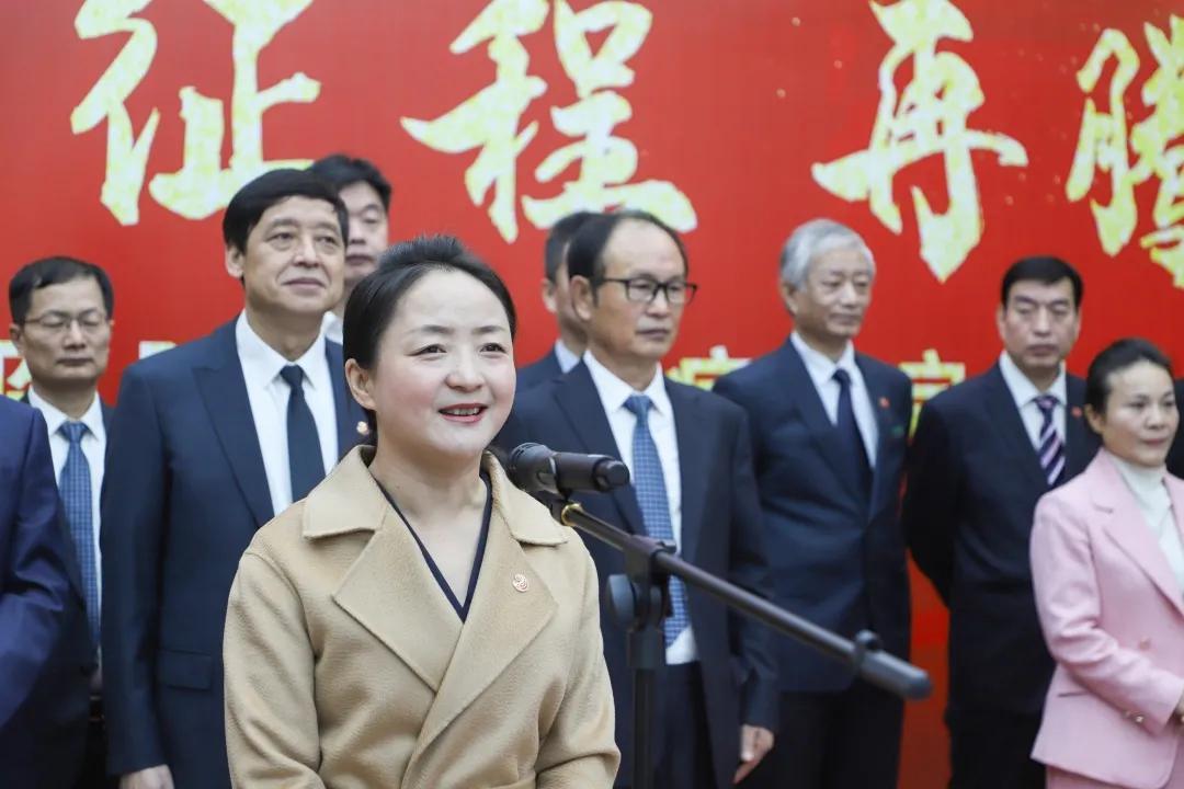 西安国际医学高新医院综合医疗楼正式启用!