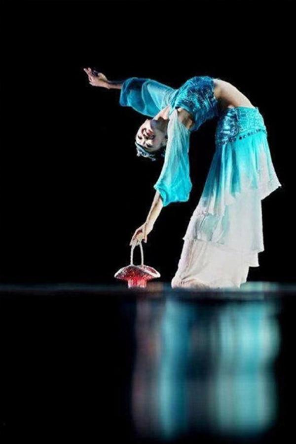 華宵一:舞蹈是我的信仰