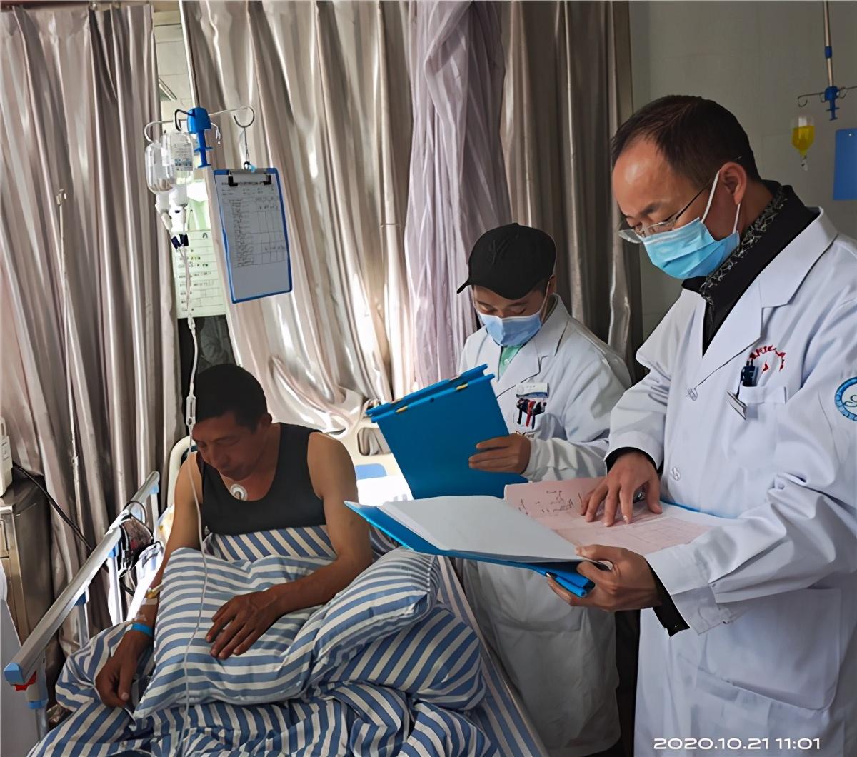 陕西援藏医生朱参战,坚守使命初心不忘,雪域高原守卫健康