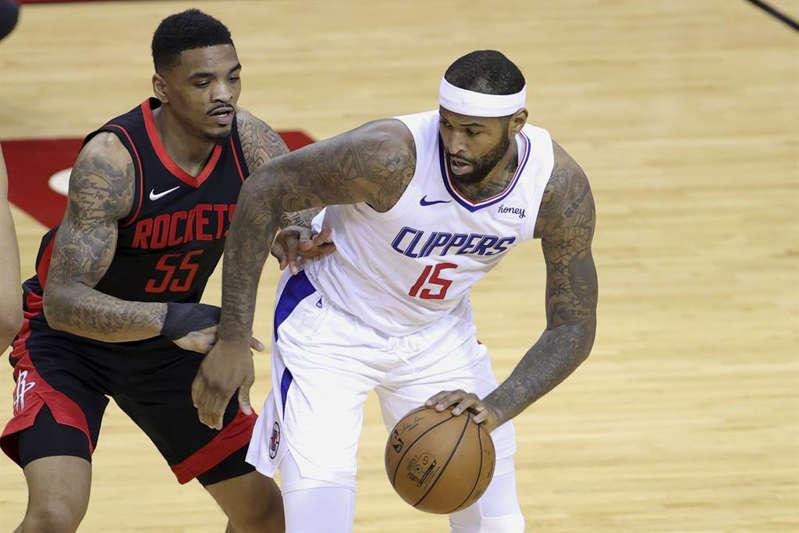 NBA考辛斯正式回归与快艇续约至赛季结束