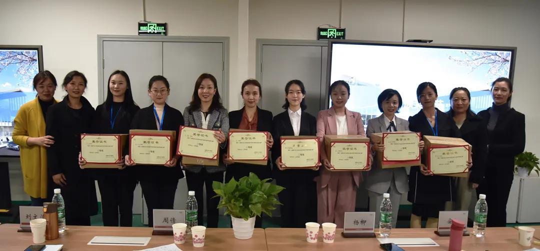 成都京东方医院举办首届护理青年教师讲课比赛