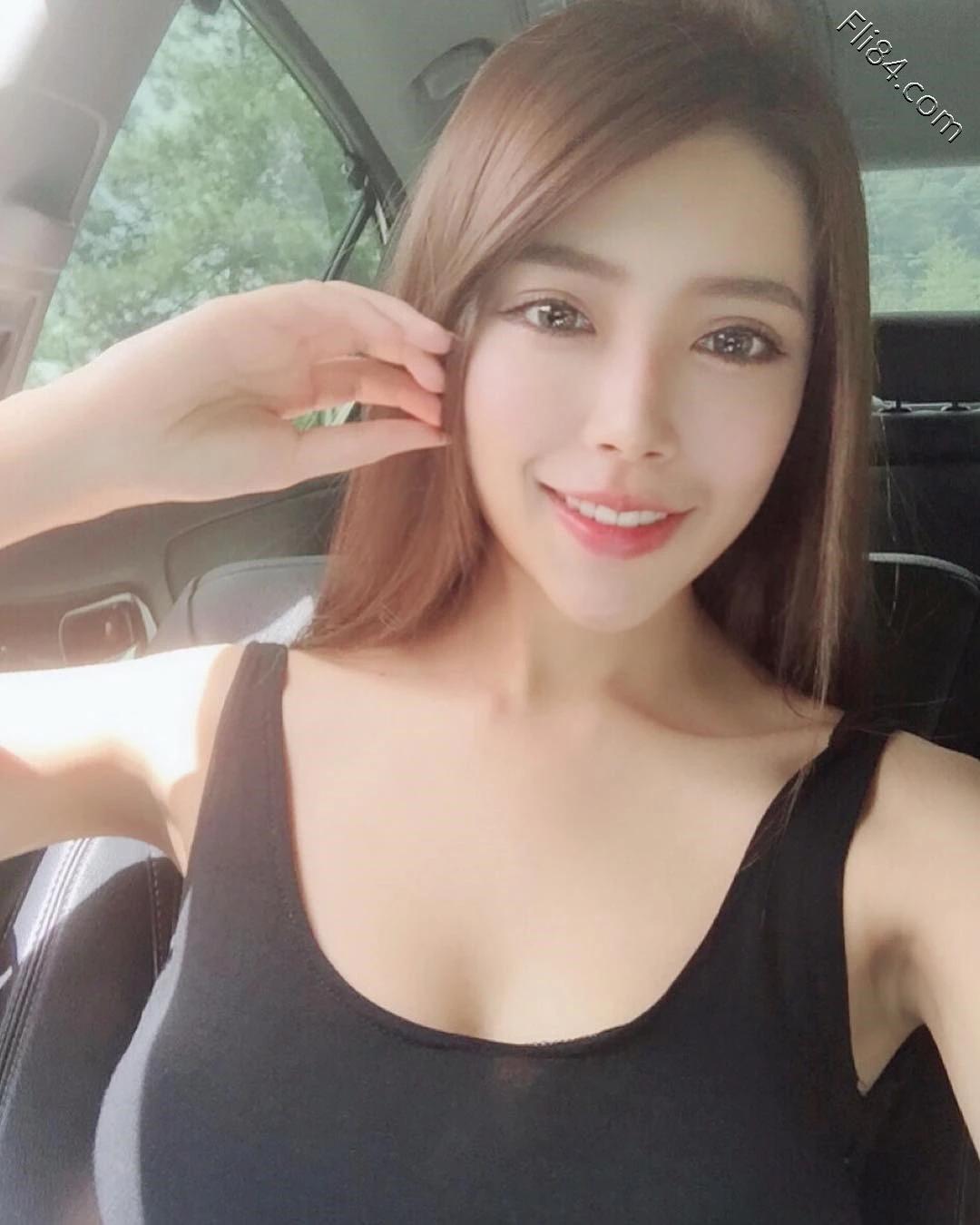 马来西亚的网红娜娜 Hannah 回头率100%的超胸妹子 妹子图 热图6