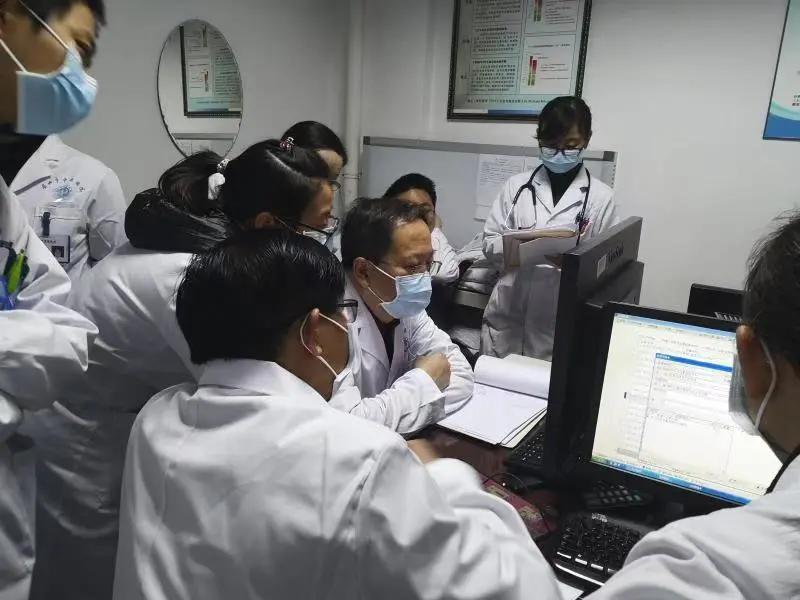 眉山市中医医院呼吸内科间质性肺疾病探讨 ing