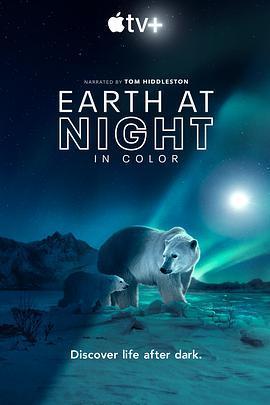 夜色中的地球 第二季海报